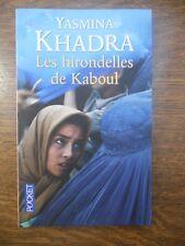 Yasmina Khadra: Les hirondelles de Kaboul/ Pocket, 2014