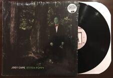 Joey Cape- Stitch Puppy Black Vinyl Fat Wreck Lagwagon NOFX