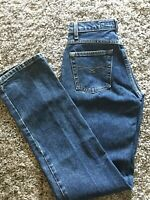 """Cruel Girl low rise relaxed jeans medium wash 1 long 34"""" inseam NWOT New w/o tag"""