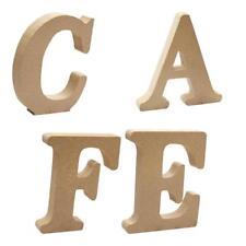 "Baoblaze 4x Wooden Freestanding ""CAFE"" Letter Alphabet Party Home Shop Decor"