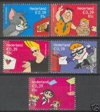 Nederland NVPH 1994-98 inhoud uit PB 72 Cartoons 2001 Postfris
