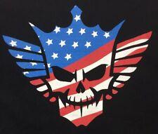 Cody Rhodes American Nightmare 5xl T Shirt Black Aew Elite Bullet Club