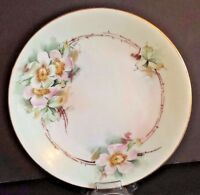 "Antique Uno Bavaria Favorite Decorative Collector Plate 7 1/2"" Artist Signed"