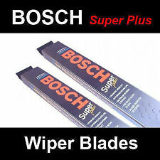 BOSCH Front Windscreen Wiper Blades Vauxhall Chevette (75-85)