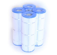 Pool Filter 4 Pack Replacement for Hayward Swim Clear C-3025/C3030 - Made in USA