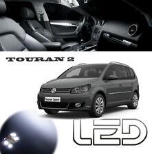 TOURAN 2 13 Ampoules LED Blanc Habitacle Plaque Veilleuses Plafonnier coffre VW