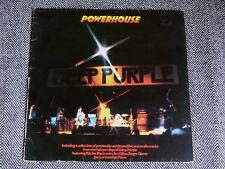 DEEP PURPLE - Powerhouse - LP / 33T