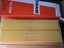 CA5266 NUOVO Filtro Aria FRAM si adatta: FIAT UNO 60 FIORINO 1.7 Diesel
