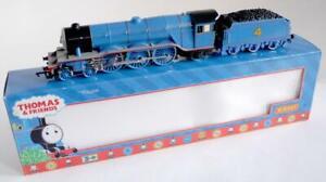 HORNBY RAILWAYS (R383) THOMAS AND FRIENDS (GORDON THE BIG BLUE ENGINE) BOXED