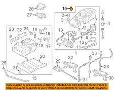 AUDI OEM 10-15 Q7 3.0L-V6 Emission-Cap 4L0131980D