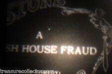 Super 8 Silent Film, A Hash House Fraud (1915)  Hugh Fay, Louise Fazenda