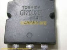 TOSHIBA GT20D201 TO-3PL P CHANNEL TYPE (HIGH POWER