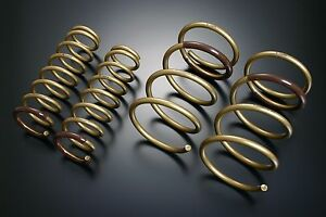Tein High-Tech Lowering Springs - fits Mitsubishi Lancer 2008 - CY4A