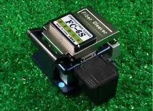 Optical fiber cleaver with Waste Bin fiber cleaver NBN Transfiled UCG FC-6S FTTH