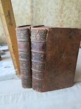 2 Vols. TRAITS Des OBLIGATIONS,1768, Pothier,Nouvelle Edition