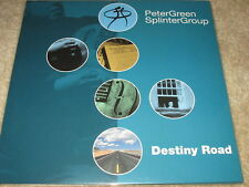 PETER GREEN SPLINTER GROUP - DESTINY ROAD - DOUBLE LP - NEW