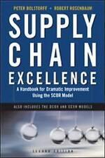 2007 elenco CADUTA-eccellenza catena di fornitura: un manuale per il miglioramento Drammatico LIBRO
