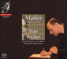 Mahler: Symphony No. 2 in c minor Super Audio CD (CD, Aug-2006, 2 Discs, Channel