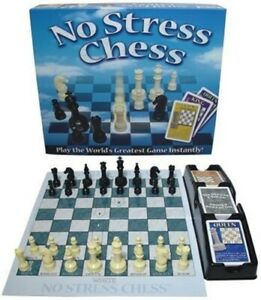 No Stress Chess  (Board game) sealed
