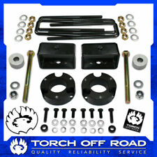"3"" Front 3"" Rear Lift Kit for 1995-2004 Toyota Tacoma 2WD 4WD Diff Drop"