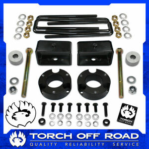 """3"""" Front 3"""" Rear Lift Kit for 1995-2004 Toyota Tacoma 2WD 4WD Diff Drop"""
