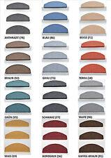 Stufenmatte Stufenmatten Treppenmatten Schlinge ROCKY 12 Farben ca. 65x24x4 cm