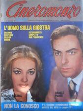 CINEROMANZO - Mensile di Grand Hotel n°1 1974 Maria Rosaria Omaggio   [C96]