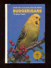 Budgerigars Guide Book Bird Breeding Feeding Care Color Feather Variations
