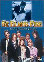 Dvd **ST. ELMO'S FIRE** con Demi Moore nuovo sigillato 1986