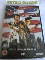 God Bless America (DVD, 2012) Available @ Retro Room 1982