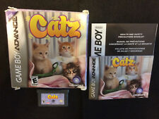 Catz (Nintendo Game Boy Advance/SP/DS) Complete In Box: Cleaned & Tested!!!