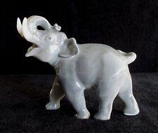 ROYAL COPENHAGEN DENMARK ELEPHANT PORCELAIN FIGURINE #2998 KNUD KYHN DESIGN MINT