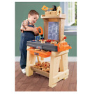 Step2 Real Projects Workshop and Tool Bench, Kids 65 Piece Tool Set