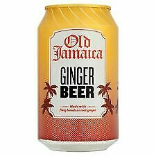 Old Jamaica Ginger Beer 24 x 330ml Cans