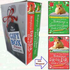 Humphrey's Betty G. Birney 2 Books Collection Gift Wrapped Slipcase Big-Big-Big
