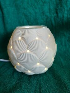 Partylite Elektrische Duftlampe Meeresmuschel