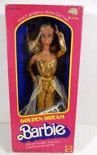 NIB BARBIE DOLL  VINTAGE 1980 GOLDEN DREAM