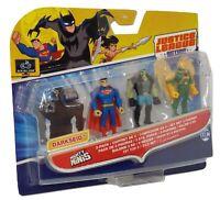 Justice League Mighty Minis Figures Hawkman Superman Lobo