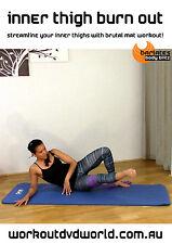 Pilates Toning EXERCISE DVD - Barlates Body Blitz INNER THIGH BURNER!