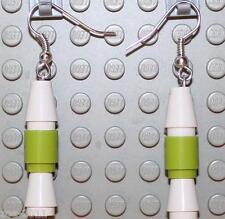 LEGO Earrings Cones 1x1  NEW!!!