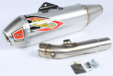 Pro Circuit T-6 Stainless Slip-On Silencer System Kawasaki KX450F 2016-2018