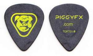 Rob Zombie Piggy D Piggy FX Black Tour Guitar Pick