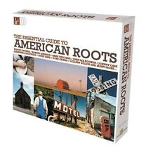 Essential GuideTo American Roots  - 3 cd Box set NEW