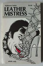 LEATHER MISTRESS N° 110 - MAITRESSE SERIES - 1980  *