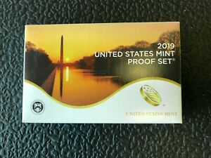 2019-S United States Mint Proof Set with West Point Penny
