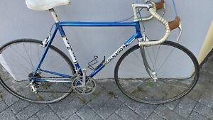 Colnago Super Rennrad Vintage Road Bike No Masi De Rosa Cinelli Gios