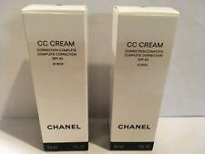 Chanel CC Cream #10, #20, #30, #40 , #50 NEW&BOXED