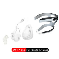 Universal FULL FACE CPAP MASK Sleep Apnea Fit ResMed Airsense Philips Fisher