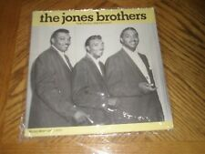 JONES BROTHERS / STOP THE SUN, STOP THE MOON ~ Import Album ~ NEW MINT ~ SEALED
