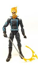 """Marvel Legends 6"""" Inch Deluxe Motorcycle Rider Ghost Rider Loose Complete"""
